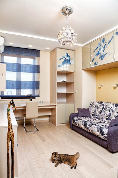 Декор и обстановка детской комнаты