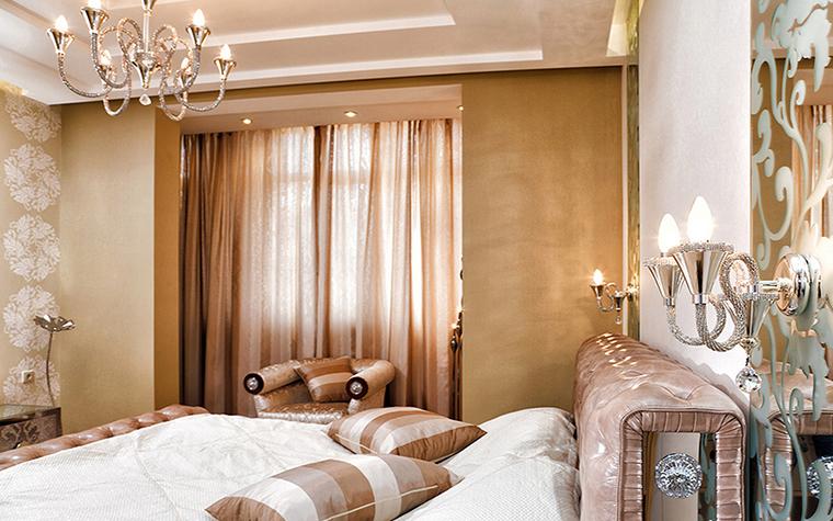 Фото № 38964 спальня  Квартира