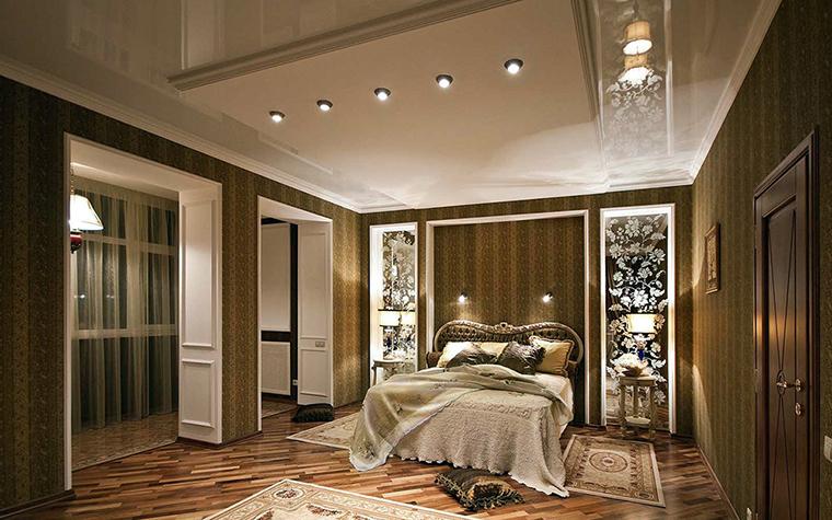 спальня - фото № 39056
