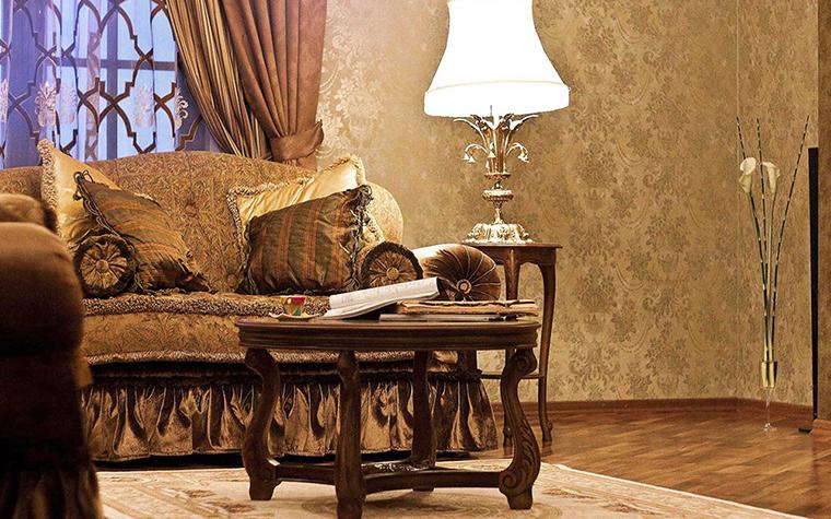 Квартира. гостиная из проекта , фото №39042