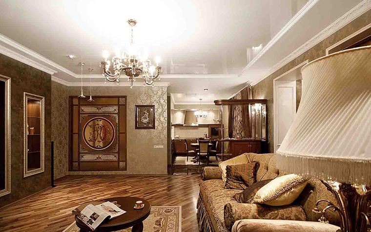 Квартира. гостиная из проекта , фото №39044