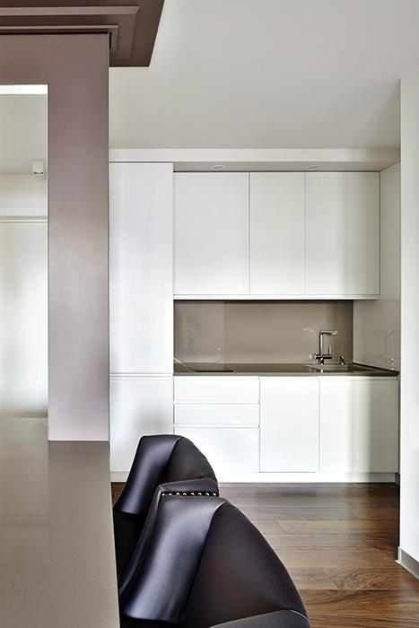 Фото № 39094 кухня  Квартира
