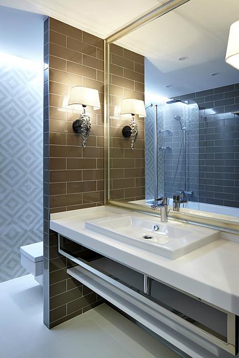 Фото № 39093 ванная  Квартира