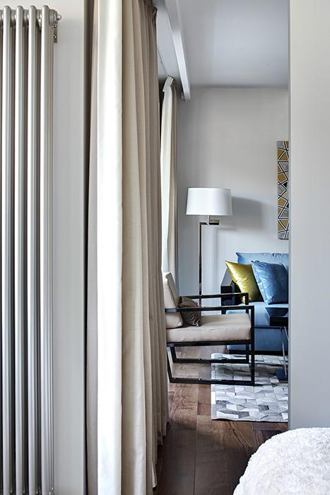 Фото № 39088 гостиная  Квартира