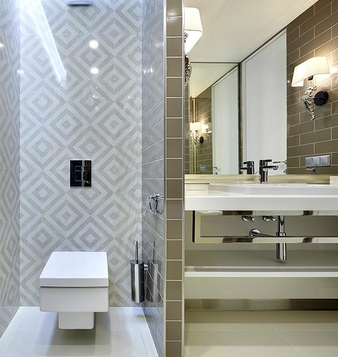 интерьер ванной - фото № 39092