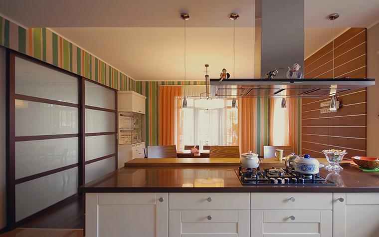 Квартира. кухня из проекта , фото №39185