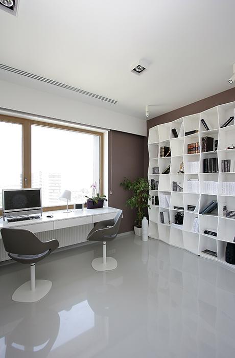 интерьер кабинета - фото № 39202