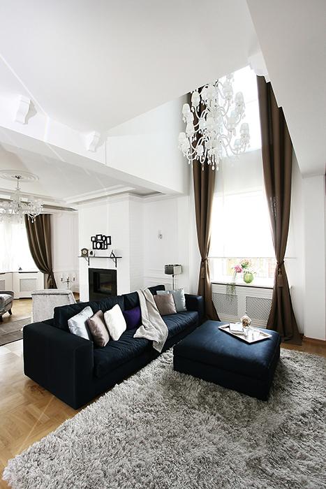 Квартира. гостиная из проекта , фото №39304