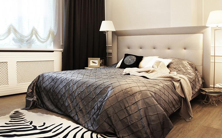 Фото № 39309 спальня  Квартира