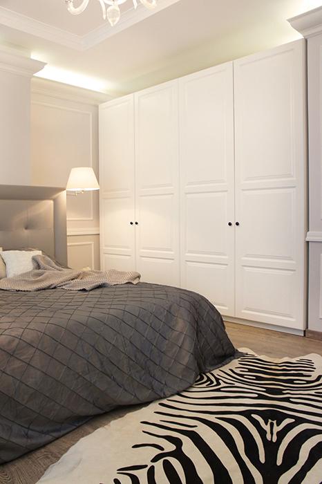 Фото № 39310 спальня  Квартира