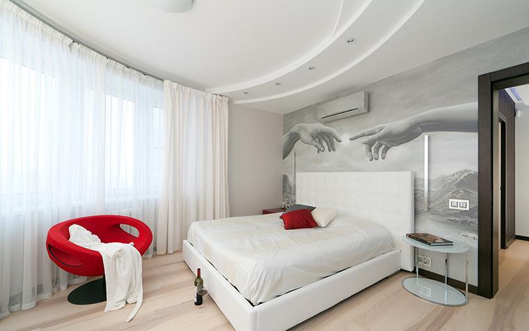 интерьер спальни - фото № 39421