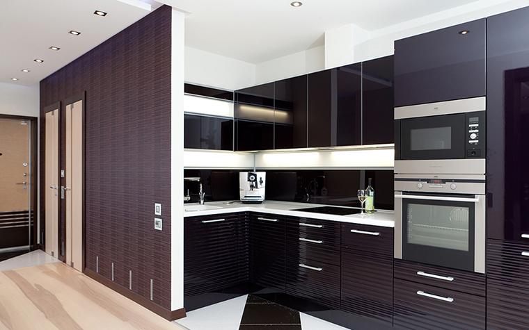 Фото № 39436 кухня  Квартира