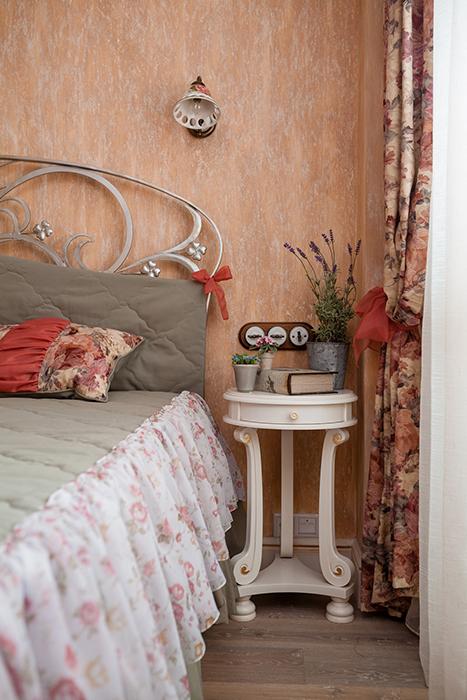 интерьер спальни - фото № 39473