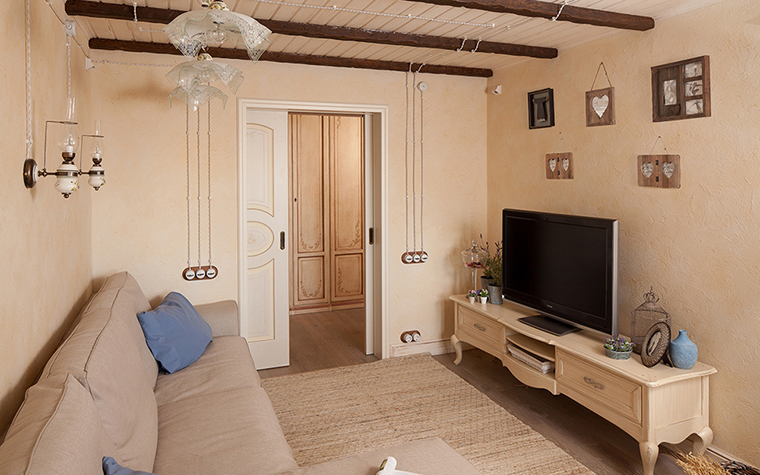 интерьер гостиной - фото № 39468