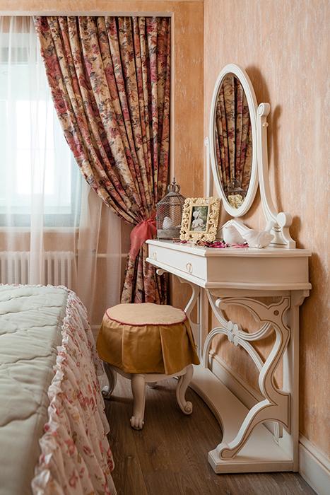 интерьер спальни - фото № 39474