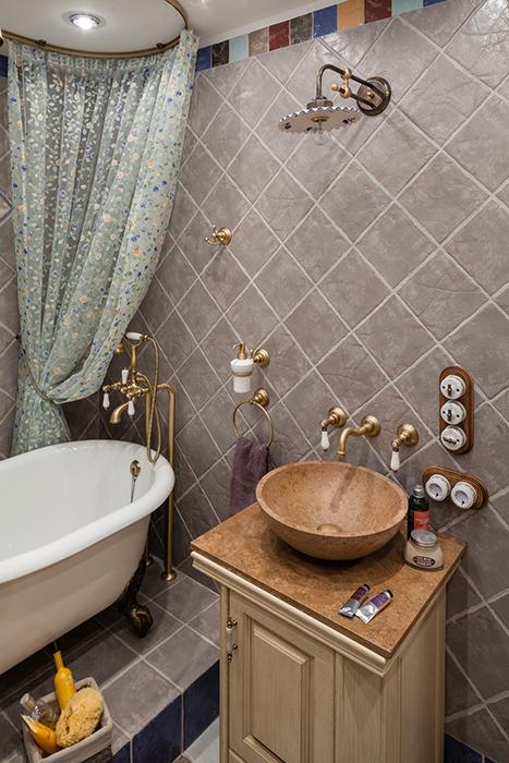 Фото № 39478 ванная  Квартира