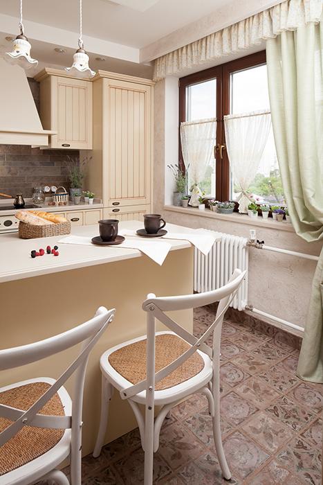 Фото № 39470 кухня  Квартира