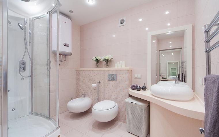 Квартира. ванная из проекта , фото №39527