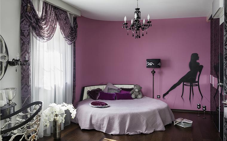 интерьер спальни - фото № 39521