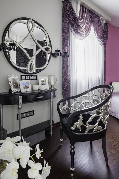 интерьер спальни - фото № 39520