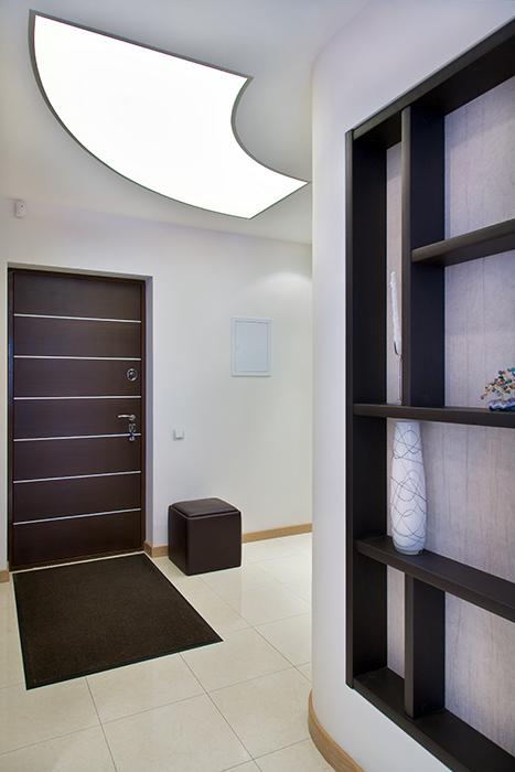 Квартира. холл из проекта , фото №39517