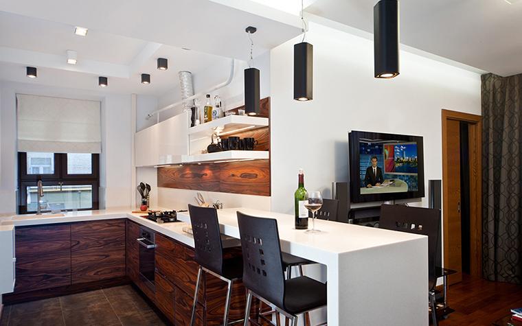 Фото № 39529 кухня  Квартира