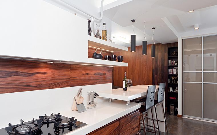 Фото № 39531 кухня  Квартира
