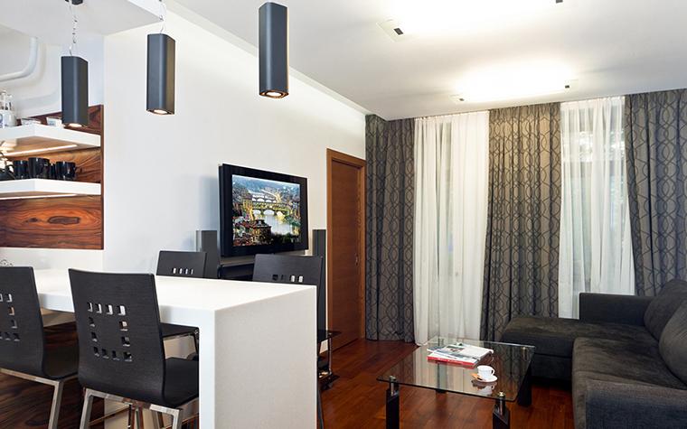 Фото № 39528 гостиная  Квартира