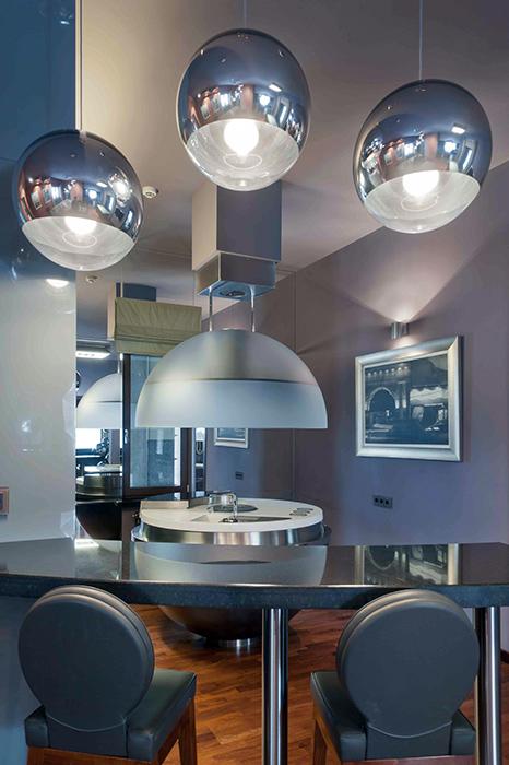 Фото № 39653 кухня  Квартира