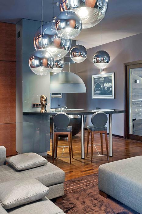 Фото № 39656 кухня  Квартира