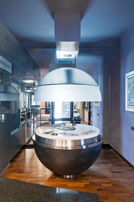Фото № 39657 кухня  Квартира