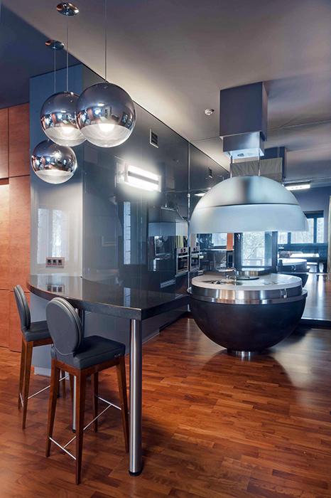 Фото № 39654 кухня  Квартира