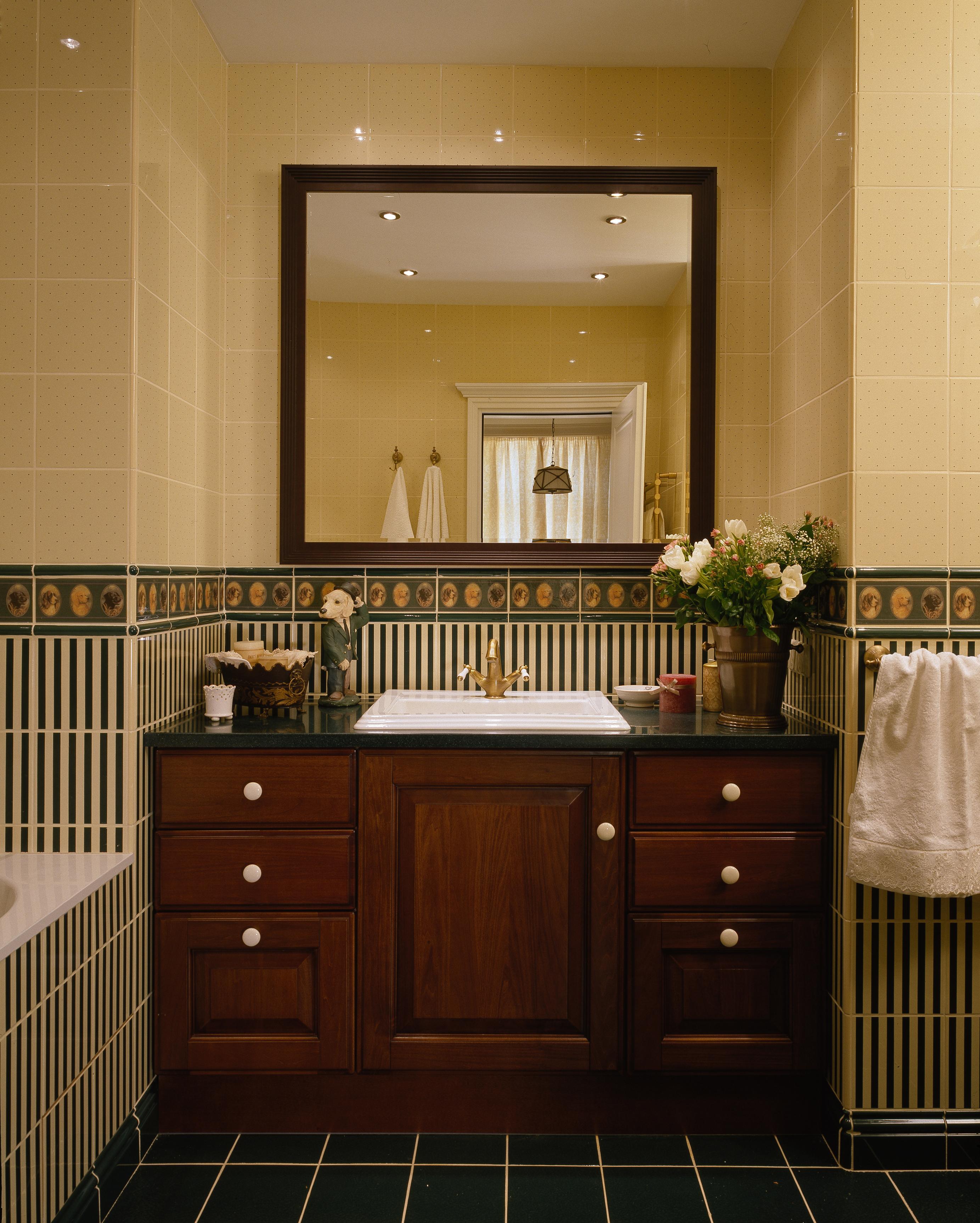 ванная - фото № 39797