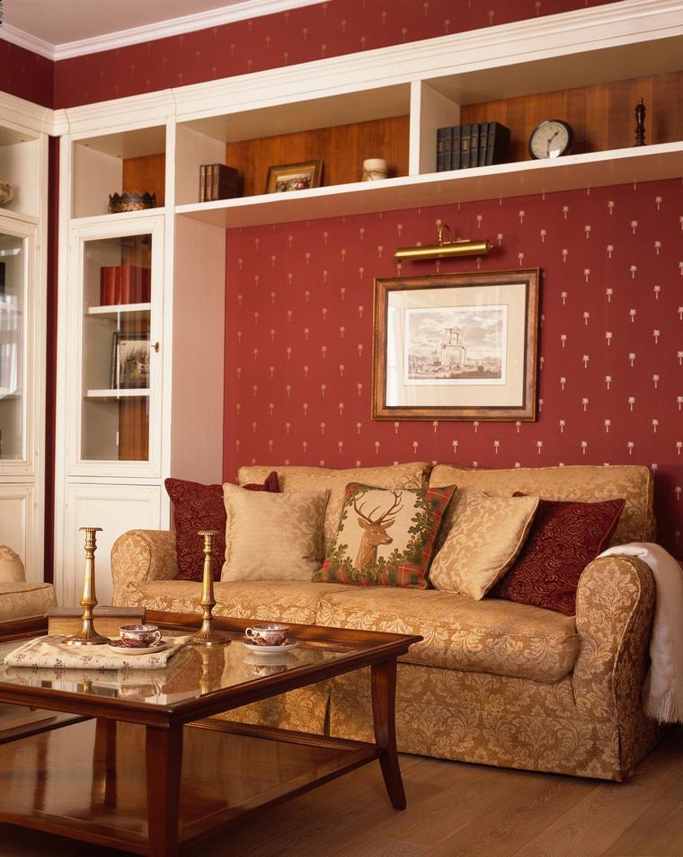 Квартира. гостиная из проекта , фото №39791