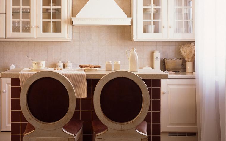 Квартира. кухня из проекта , фото №39794