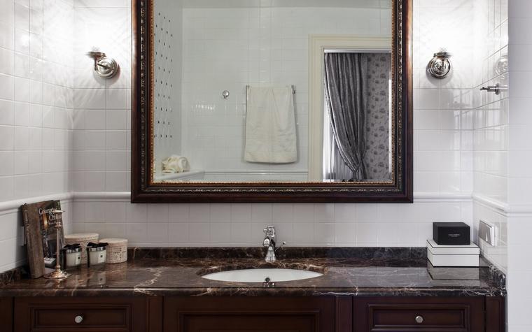 Фото № 39943 ванная  Квартира
