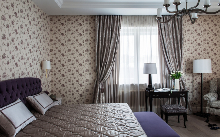 Фото № 39937 спальня  Квартира
