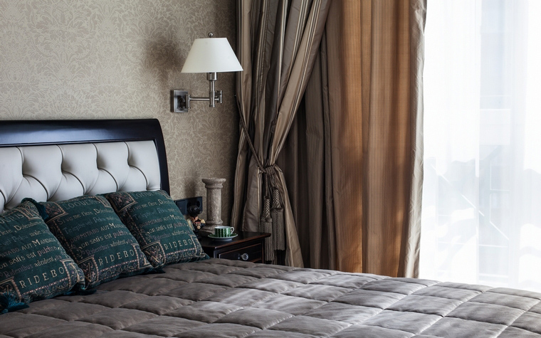 интерьер спальни - фото № 39933