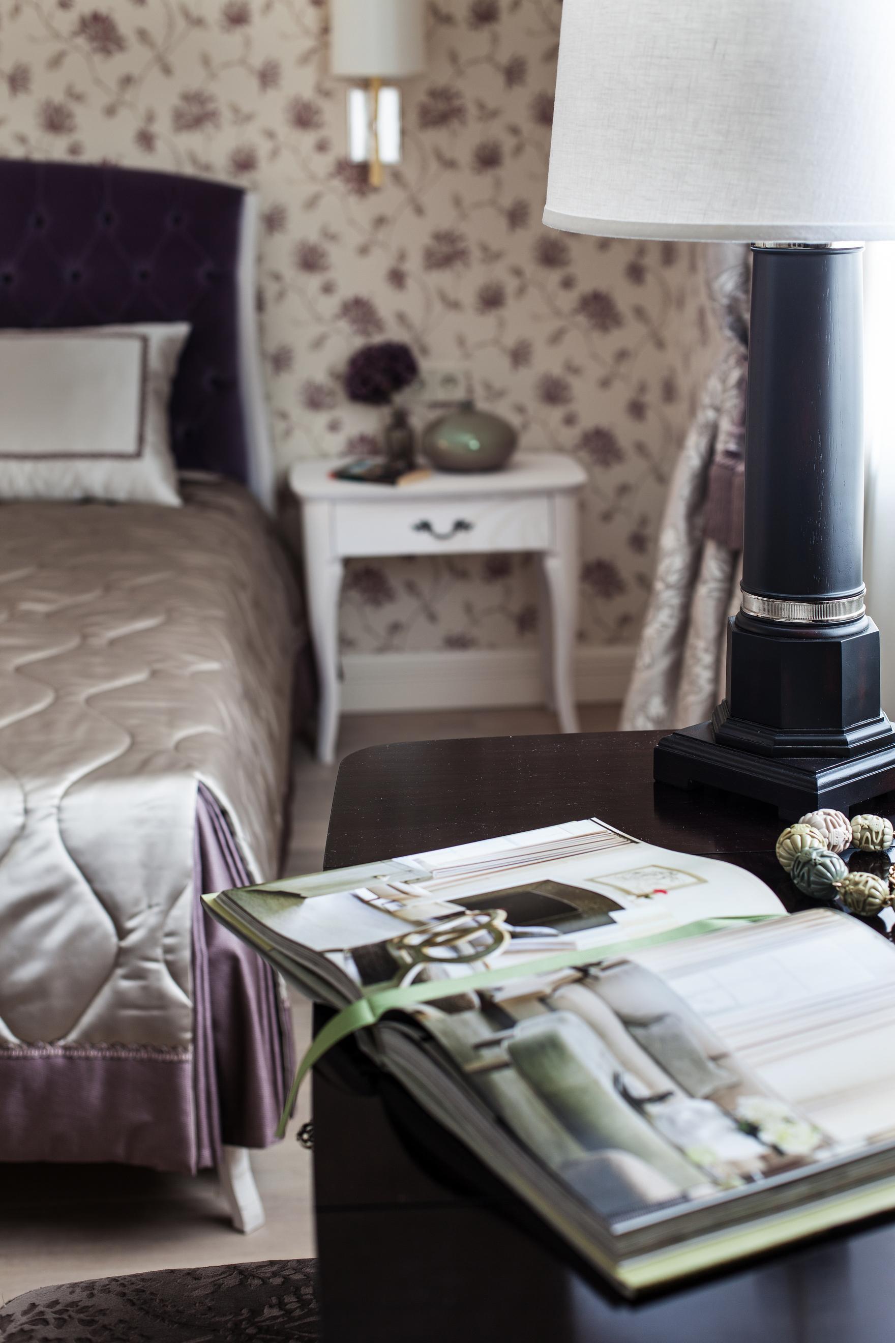 Фото № 39940 спальня  Квартира