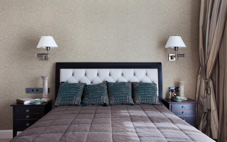 интерьер спальни - фото № 39935