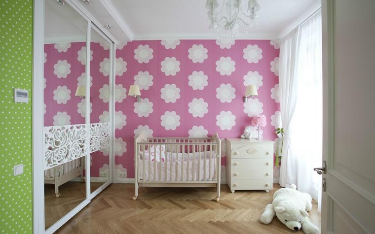интерьер детской - фото № 40043