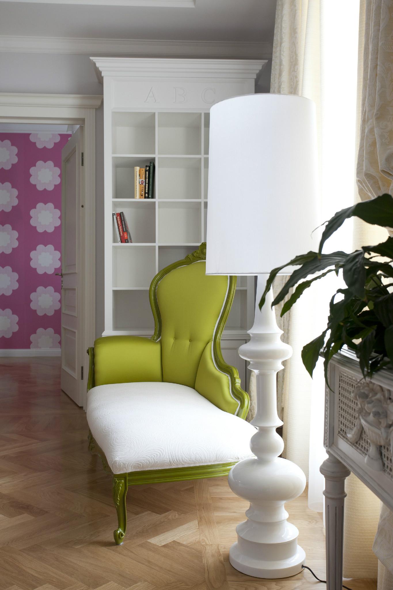 Квартира. гостиная из проекта , фото №40032