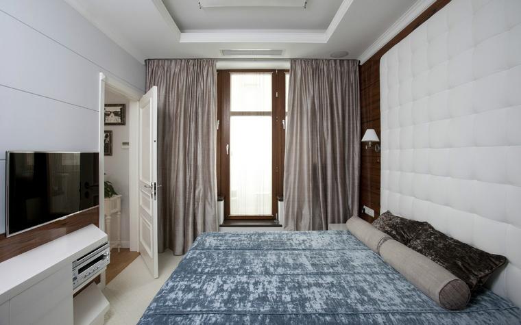 интерьер спальни - фото № 40041