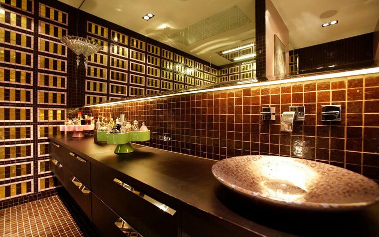 Квартира. ванная из проекта , фото №40151