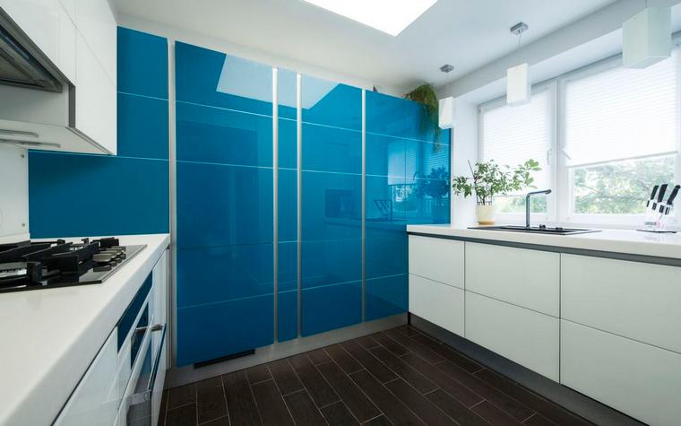 интерьер кухни - фото № 40220