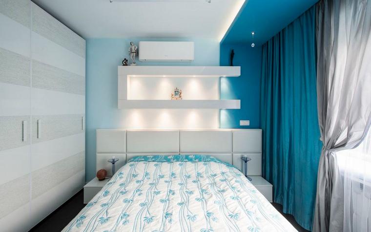 Фото № 40222 спальня  Квартира