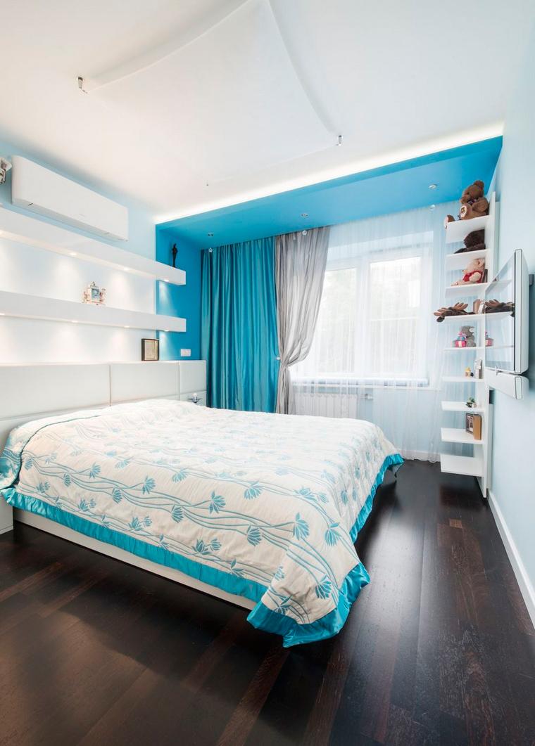 Фото № 40223 спальня  Квартира