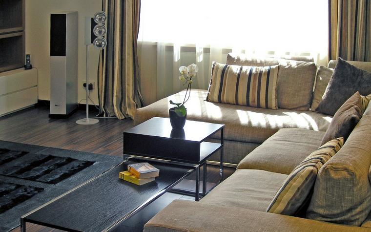 Квартира. гостиная из проекта , фото №40255