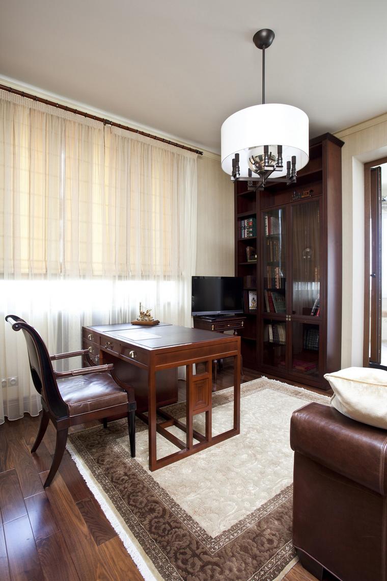 Квартира. кабинет из проекта , фото №40320