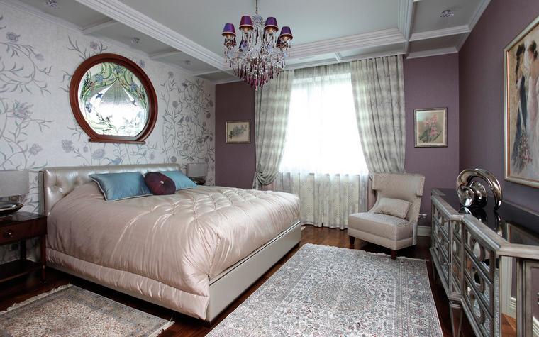 интерьер спальни - фото № 40323